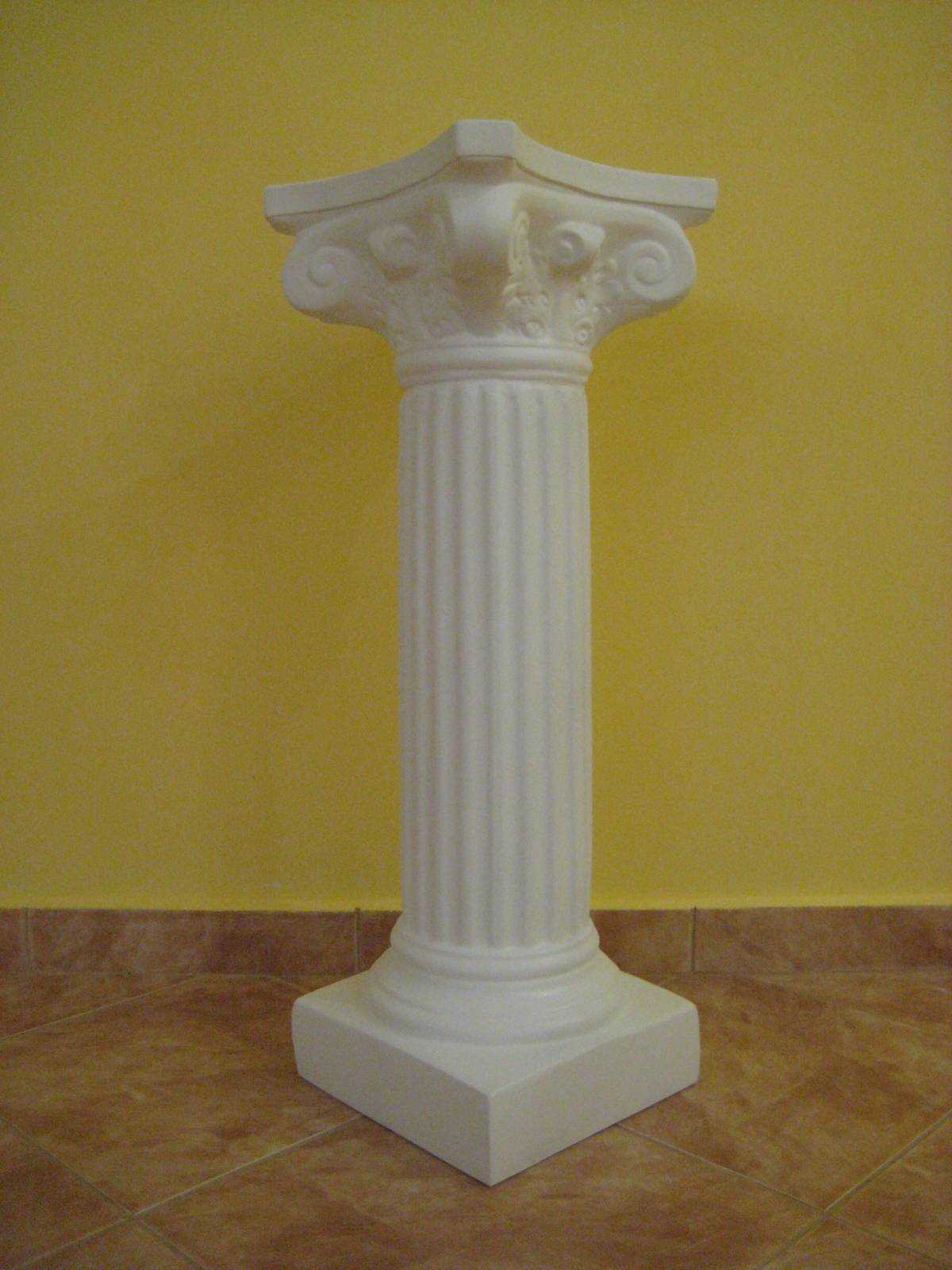Изготовление колонны своими руками видео